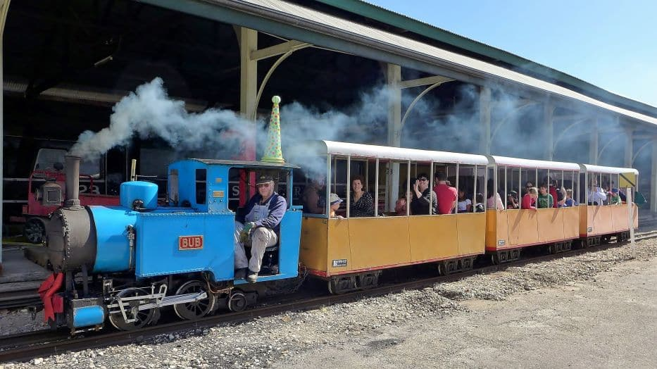 Adelaide family friendly attractions - Port Adelaide Railway Museum
