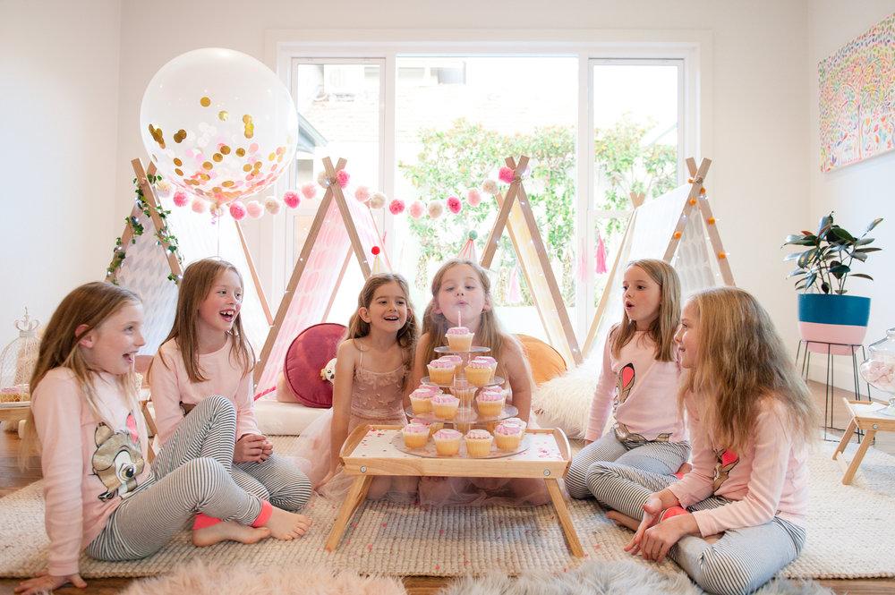 Winter Kids Birthday Party Ideas